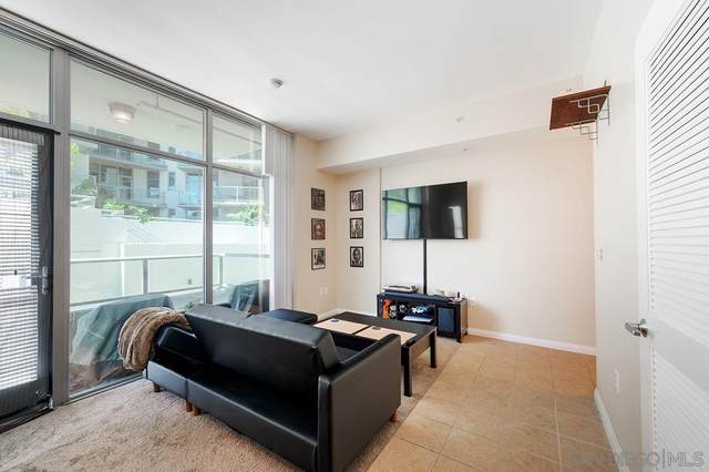 206 Park Blvd #202, San Diego, CA 92101 (#210021855) :: PURE Real Estate Group