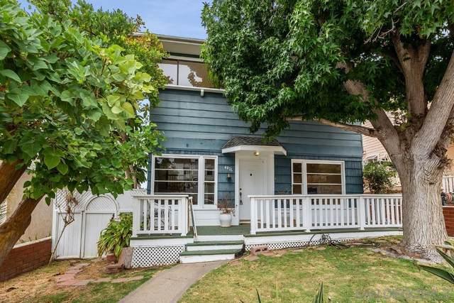 4476 Brighton Avenue, San Diego, CA 92107 (#210021868) :: Compass