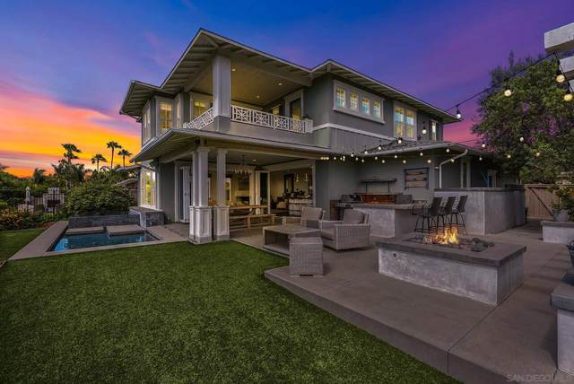 896 Channel Island Dr, Encinitas, CA 92024 (#210021872) :: SD Luxe Group