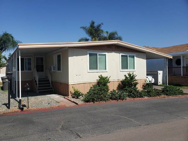 2907 S Santa Fe Ave. #75, San Marcos, CA 92069 (#210021887) :: Neuman & Neuman Real Estate Inc.