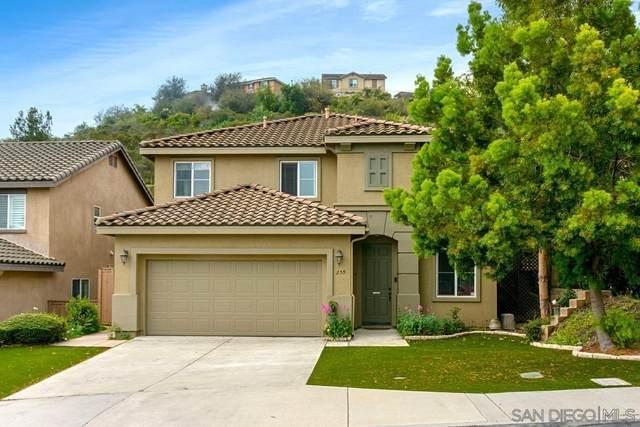 259 Glendale Ave, San Marcos, CA 92069 (#210021947) :: SunLux Real Estate