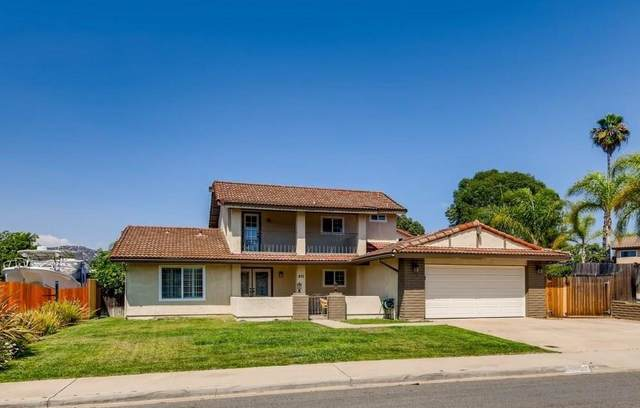 911 Lacebark, San Marcos, CA 92069 (#210021968) :: Zember Realty Group