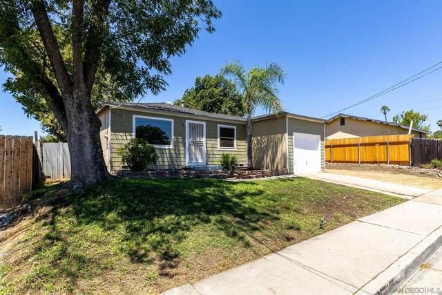 6240 Dixie, La Mesa, CA 91942 (#210021975) :: Zember Realty Group
