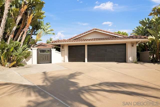 5959 Via Zurita, La Jolla, CA 92037 (#210021981) :: Zember Realty Group