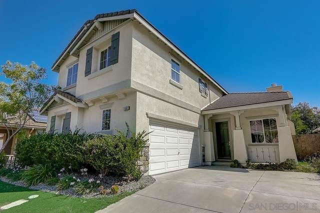 551 Dundee Ln, San Marcos, CA 92069 (#210021986) :: Neuman & Neuman Real Estate Inc.