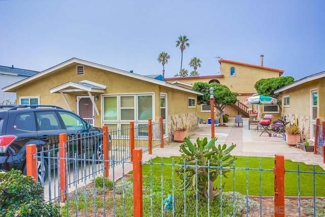 5143-51 Brighton Ave, San Diego, CA 92107 (#210022017) :: Compass