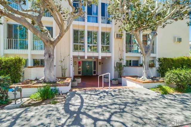 2410 Albatross Street #10, San Diego, CA 92101 (#210022027) :: SD Luxe Group