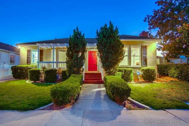 4584 49Th St, San Diego, CA 92115 (#210022036) :: SunLux Real Estate