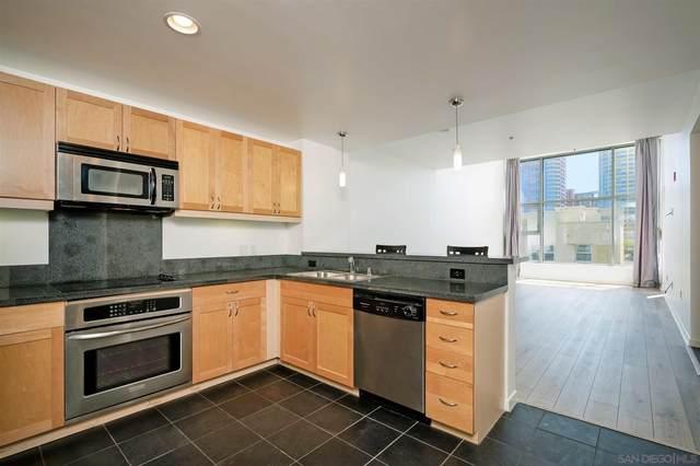 1150 J Street #806, San Diego, CA 92101 (#210022042) :: PURE Real Estate Group