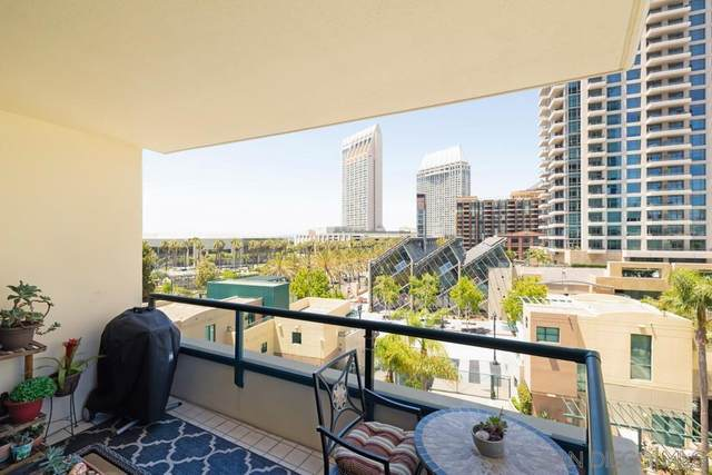 510 1st #505, San Diego, CA 92101 (#210022060) :: SD Luxe Group