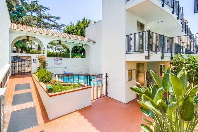 3972 Jackdaw Street 1-17, San Diego, CA 92103 (#210022065) :: Solis Team Real Estate