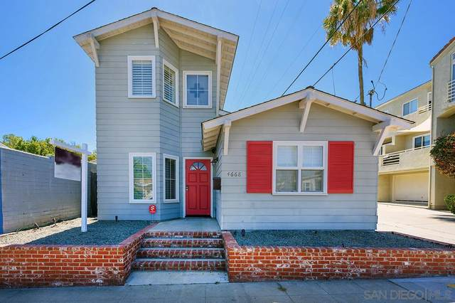 4668 Morrell Street, San Diego, CA 92109 (#210022093) :: SD Luxe Group
