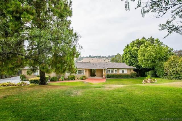 5742 Loma Verde Drive, Rancho Santa Fe, CA 92067 (#210022106) :: SD Luxe Group