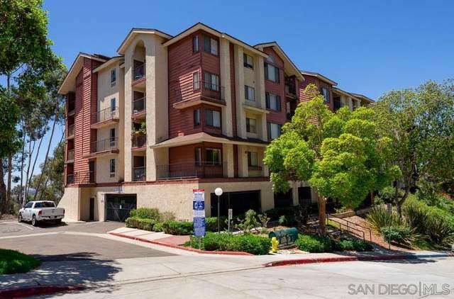 3980 Faircross Pl #25, San Diego, CA 92115 (#210022110) :: Solis Team Real Estate