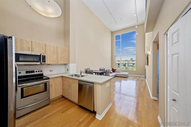 1642 7th Ave #530, San Diego, CA 92101 (#210022133) :: SD Luxe Group
