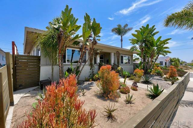 3705 Bancroft St, San Diego, CA 92104 (#210022151) :: SD Luxe Group