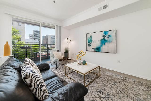 1643 6Th Ave #202, San Diego, CA 92101 (#210022191) :: SD Luxe Group