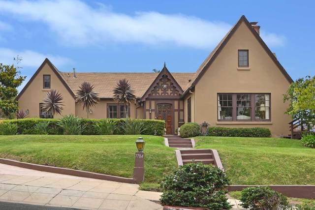 7784 Hillside Drive, La Jolla, CA 92037 (#210022245) :: SD Luxe Group