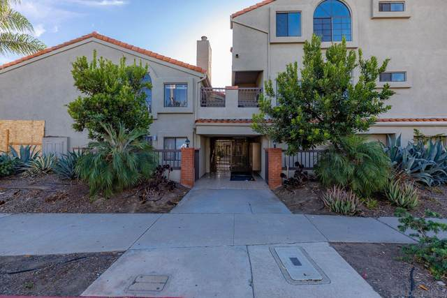 5170 Clairemont Mesa Blvd #18, San Diego, CA 92117 (#210022482) :: The Stein Group