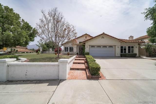 11799 Calle Simpson, El Cajon, CA 92019 (#210022490) :: Neuman & Neuman Real Estate Inc.