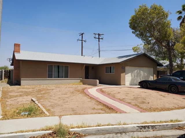 240 W Iowa Drive, Ridgecrest, CA 93555 (#210022548) :: Neuman & Neuman Real Estate Inc.