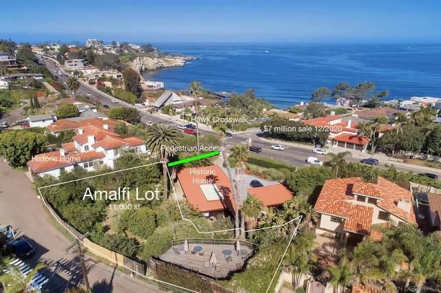 1822 Amalfi Street #1, La Jolla, CA 92037 (#210022573) :: The Stein Group