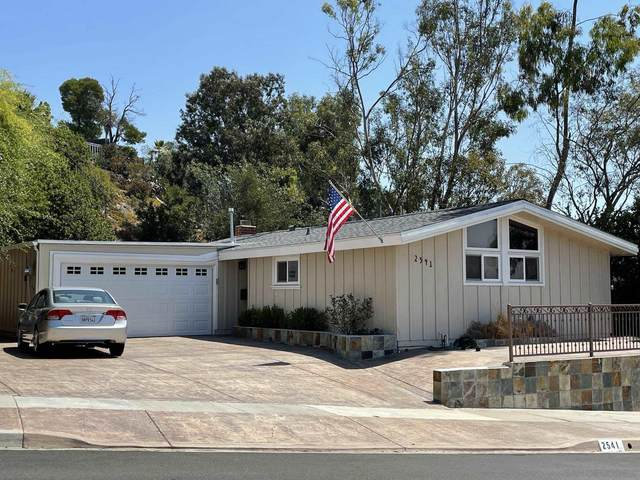 2541 Mobley, San Diego, CA 92123 (#210022702) :: The Stein Group