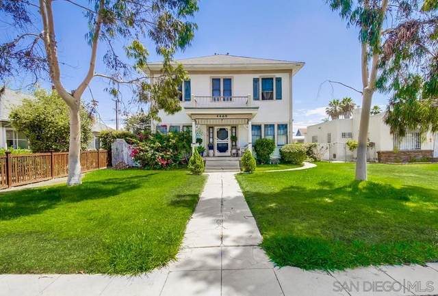 4469 Cleveland Ave, San Diego, CA 92116 (#210022857) :: Dannecker & Associates