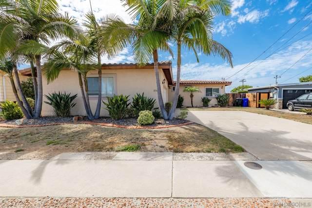 2742 Murray Ridge Rd, San Diego, CA 92123 (#210023043) :: The Stein Group