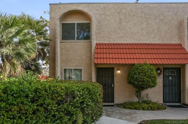 6821 Alvarado Rd #1, San Diego, CA 92120 (#210023049) :: Wannebo Real Estate Group