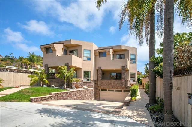 551 Rosemont St, La Jolla, CA 92037 (#210023156) :: Solis Team Real Estate