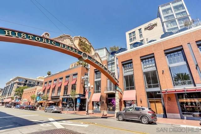 207 5th Ave #544, San Diego, CA 92101 (#210023169) :: Neuman & Neuman Real Estate Inc.