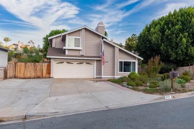 9215 Palomino Ridge Drive, Lakeside, CA 92040 (#210023187) :: Carrie Filla & Associates
