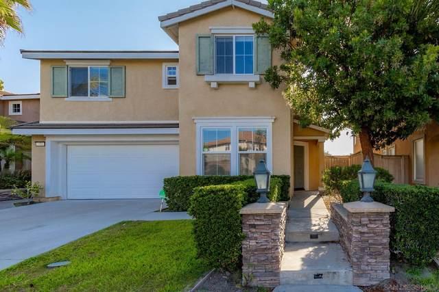 174 Ridge View Way, Oceanside, CA 92057 (#210023253) :: Neuman & Neuman Real Estate Inc.