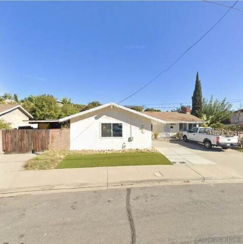 5725 Lambda Lane, La Mesa, CA 91942 (#210023331) :: Neuman & Neuman Real Estate Inc.