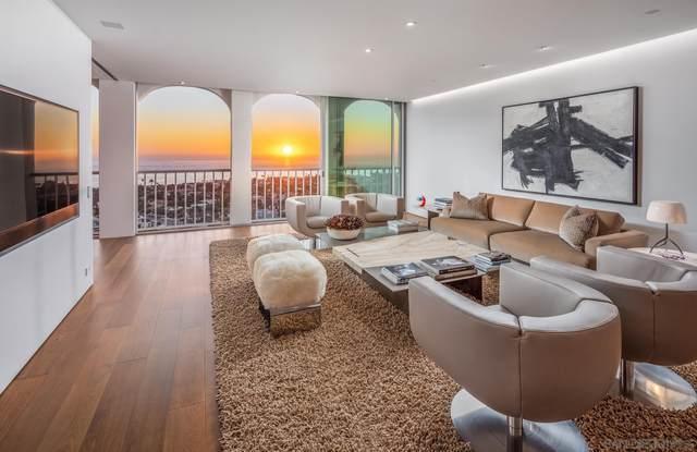 1001 Genter St 11G, La Jolla, CA 92037 (#210023364) :: Neuman & Neuman Real Estate Inc.