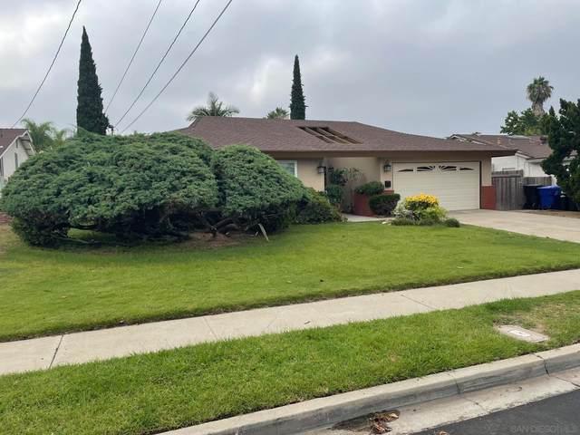 4355 Cannington Dr., San Diego, CA 92117 (#210023418) :: The Stein Group