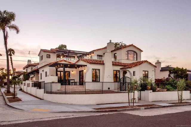 3500 Jewell St, San Diego, CA 92109 (#210023513) :: Neuman & Neuman Real Estate Inc.
