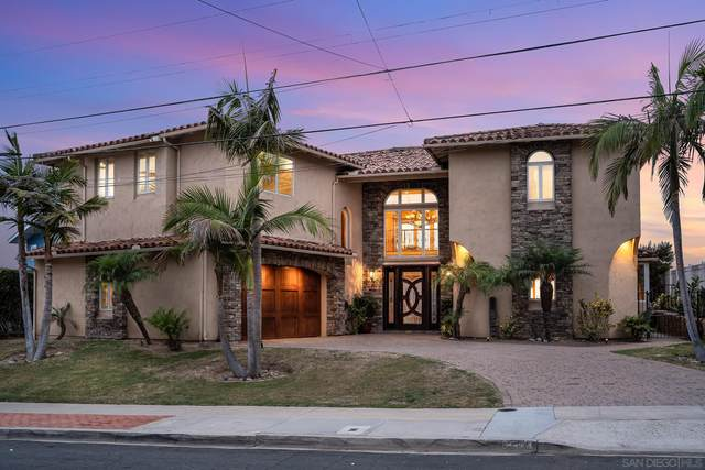 2212 Dunhaven St, San Diego, CA 92110 (#210023722) :: The Stein Group