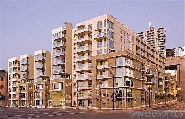 1431 Pacific Hwy #207, San Diego, CA 92101 (#210023885) :: Windermere Homes & Estates