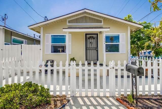 1404 Coolidge Ave, National City, CA 91950 (#210023908) :: Neuman & Neuman Real Estate Inc.