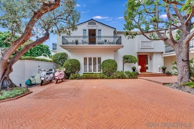 1944 Little St, La Jolla, CA 92037 (#210024003) :: Keller Williams - Triolo Realty Group