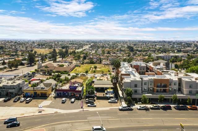 5029 Imperial Avenue #53, San Diego, CA 92113 (#210024024) :: Neuman & Neuman Real Estate Inc.
