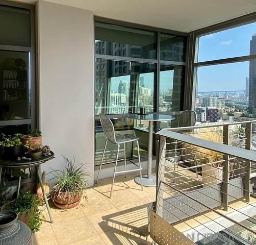 645 Front Street #1614, San Diego, CA 92101 (#210024091) :: Neuman & Neuman Real Estate Inc.