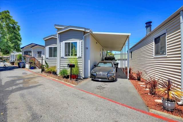 440 Moffett Blvd #76, Mountain View, CA 94043 (#210024249) :: Neuman & Neuman Real Estate Inc.