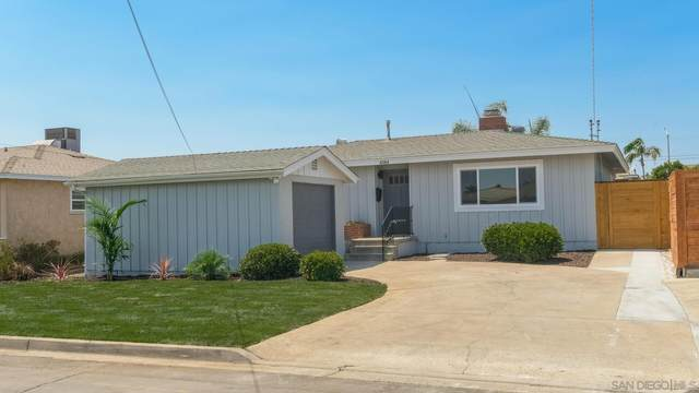 4584 Virginia Ave, San Diego, CA 92115 (#210024360) :: Neuman & Neuman Real Estate Inc.