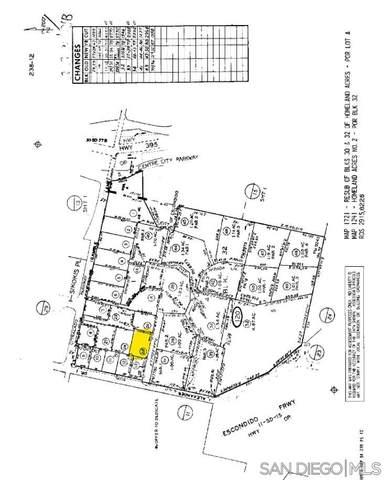N/K W Citracado Pkwy #1, Escondido, CA 92025 (#210024439) :: Neuman & Neuman Real Estate Inc.
