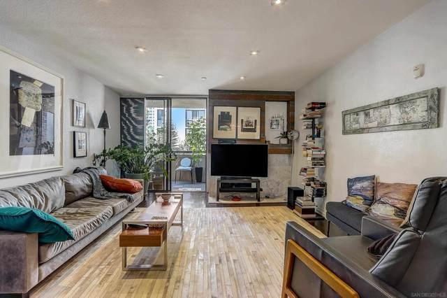 850 State St. #411, San Diego, CA 92101 (#210024461) :: Neuman & Neuman Real Estate Inc.