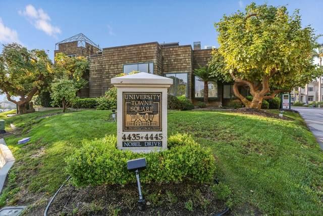 4435 Nobel Dr #41, San Diego, CA 92122 (#210024623) :: Neuman & Neuman Real Estate Inc.