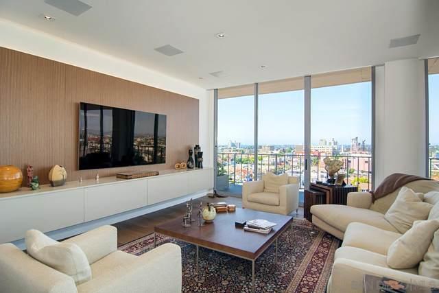 3634 7th 14H, San Diego, CA 92103 (#210024668) :: Windermere Homes & Estates